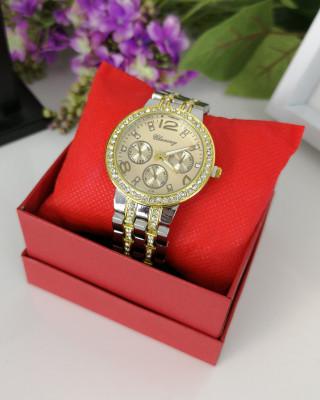 Zegark złoty