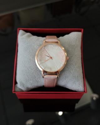 Zegarek Różowy