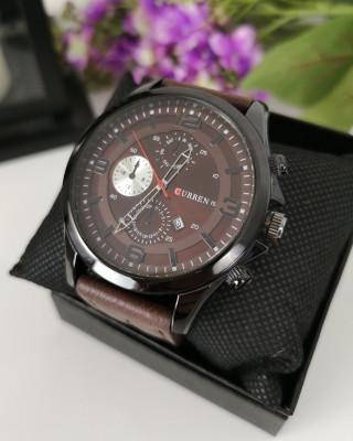 Zegarek Ciemnobrązowy