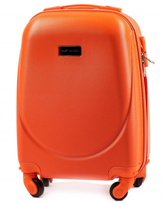 Pomarańczowa kabinowa