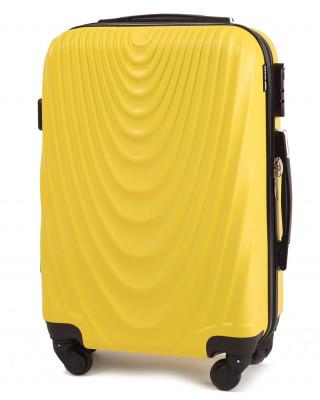 Żółta kabinowa