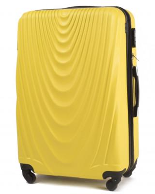 Żółta duża