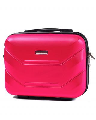 Różowy kuferek