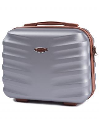 Srebrny kuferek
