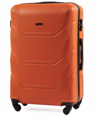 Pomarańczowa duża
