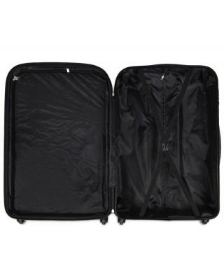 walizka Czarna średnia