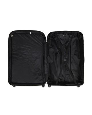 walizka Srebrna średnia