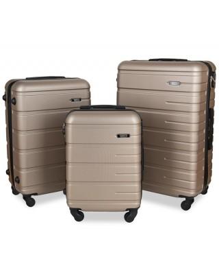 walizka Szampańska średnia