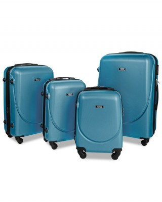 walizka Błękitna duża