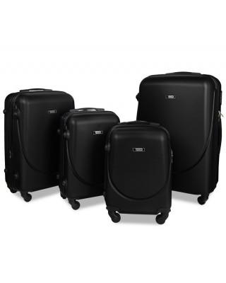 walizka Czarna kabinowa
