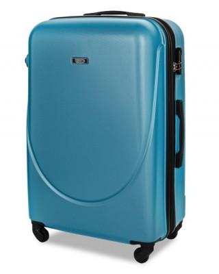 walizka Błękitna kabinowa
