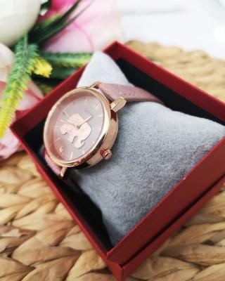 Zegarek EPI różowy