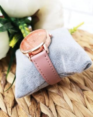Zegarek NETI różowy