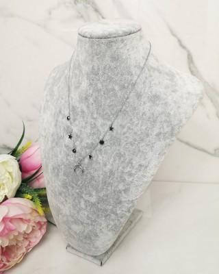 Łańcuszek srebrny NR101