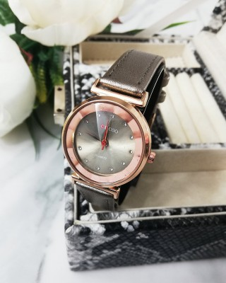 Zegarek ROZI ciemnozłoty