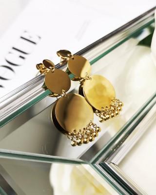 Kolczyki Złote NR30