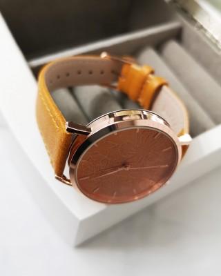 Zegarek OLIVIA żółty