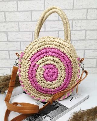 Koszyk MARTICA różowy